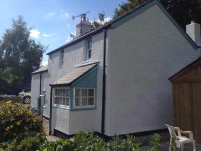 Pontganol cottage, Llangynidr