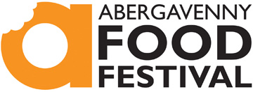 Logo for Abergavenny food festival