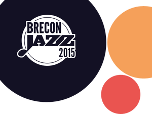 Logo for Brecon Jazz 2015