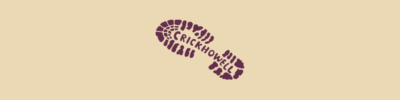 Logo for Crickhowell Walking Festival