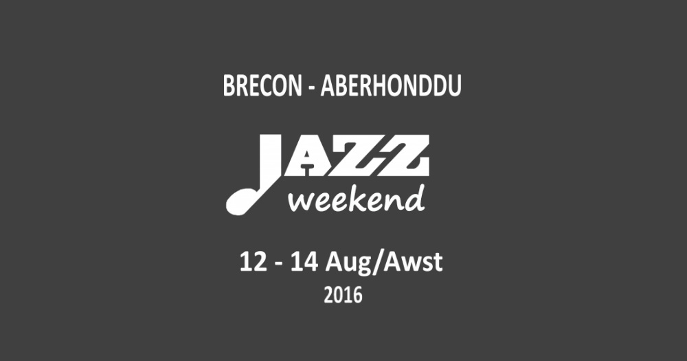 Logo for Brecon Jazz festival