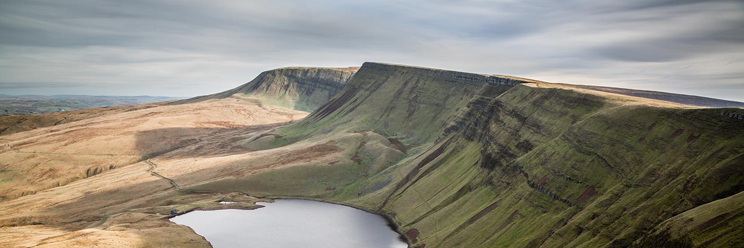 The Black Mountain, Brecon Beacons