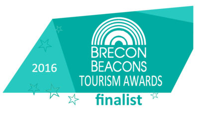 Brecon Beacons Tourism Awards finalist